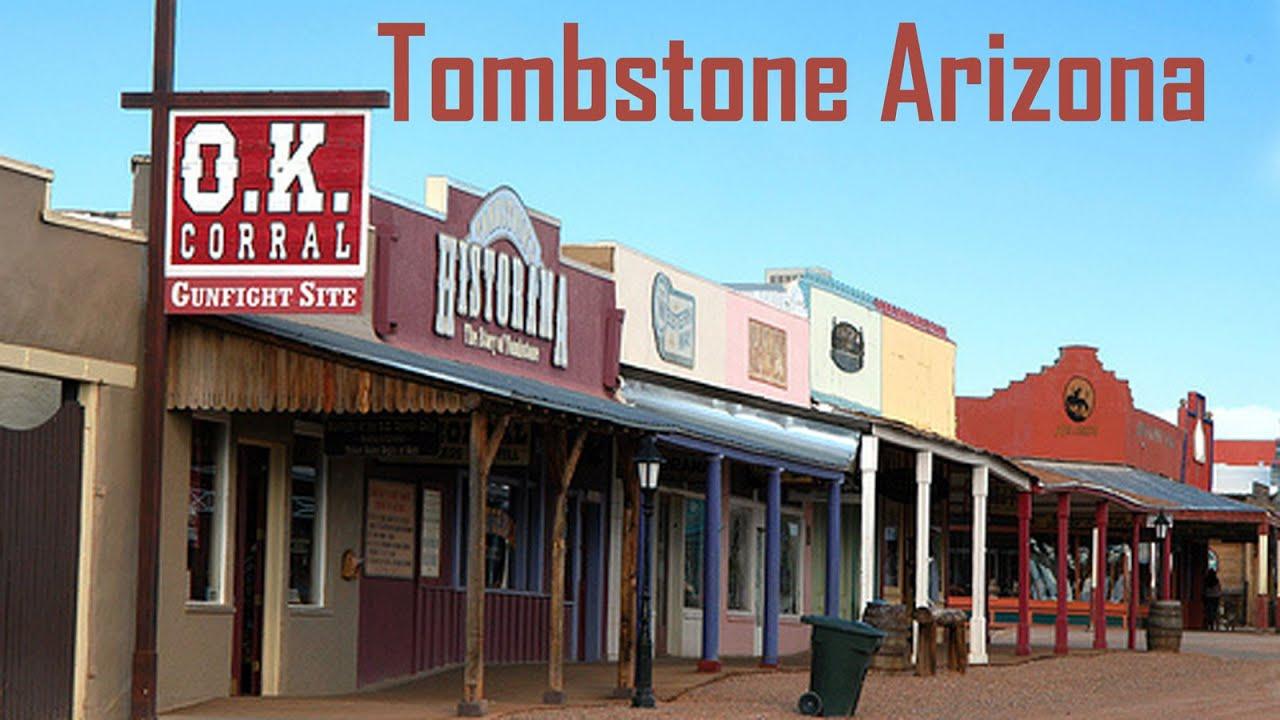Fun at Tombstone, Arizona and the OK Corral - YouTube
