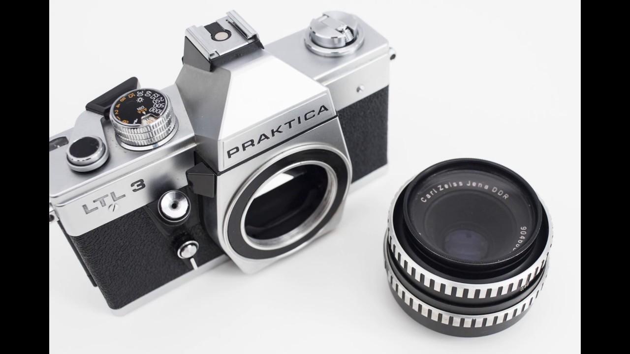 Praktica ltl mm spiegelreflexkamera ebay
