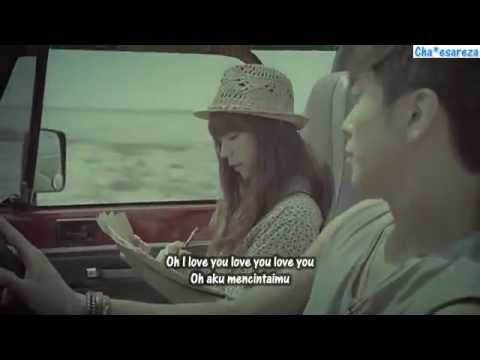 [MV] Juniel Ft YongHwa - Stupid (Indo Sub + Lirik)