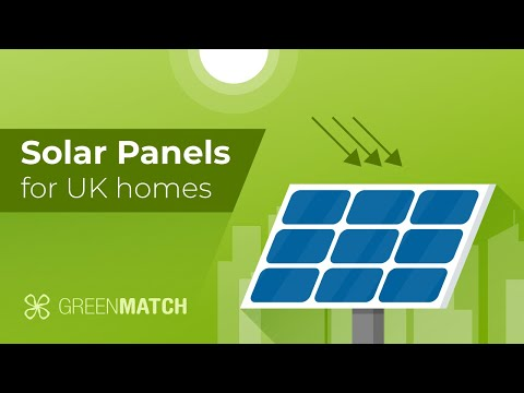 Solar Panels UK – Explained