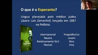 ALLAN ARGOLO   MAIS ESPERANTO, MAIS PAZ   20 05 2020