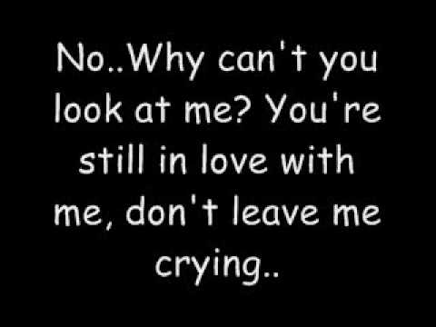 Elliot Yamin Wait For You With Lyrics