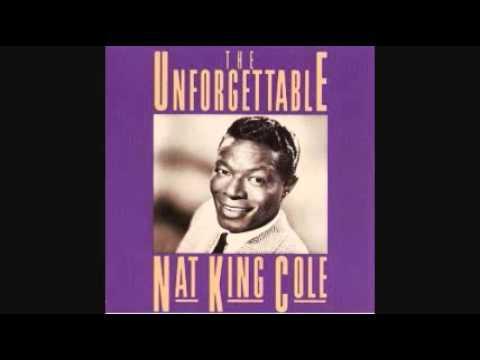 NAT KING COLE - AUTUMN LEAVES 1956