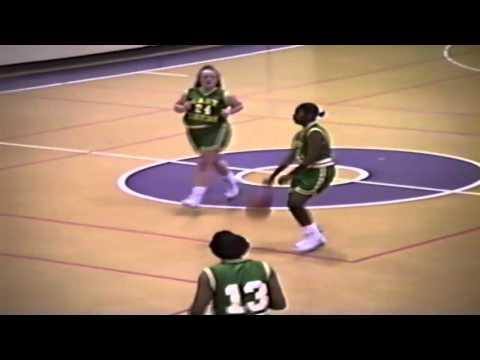 1994-1995 TSD Lady Vikings vs Georgia: W 49-19