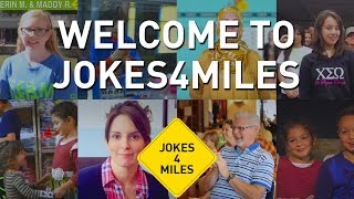 Welcome to Jokes4Miles
