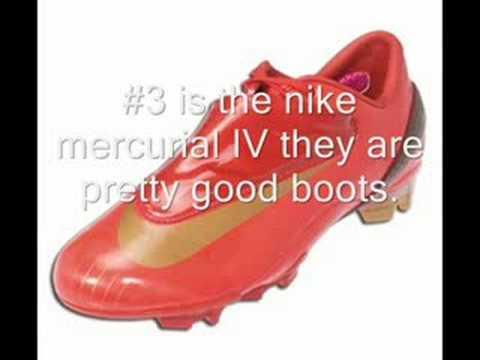 New Mercurial Indoor Shoes