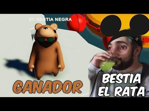 Y ASÍ SE GANA SIN HACER NADA! Gang Beast en Español - GOTH