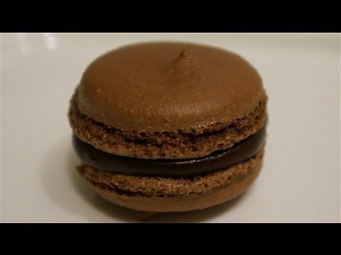macaron-au-chocolat-facile-(cuisinerapide)