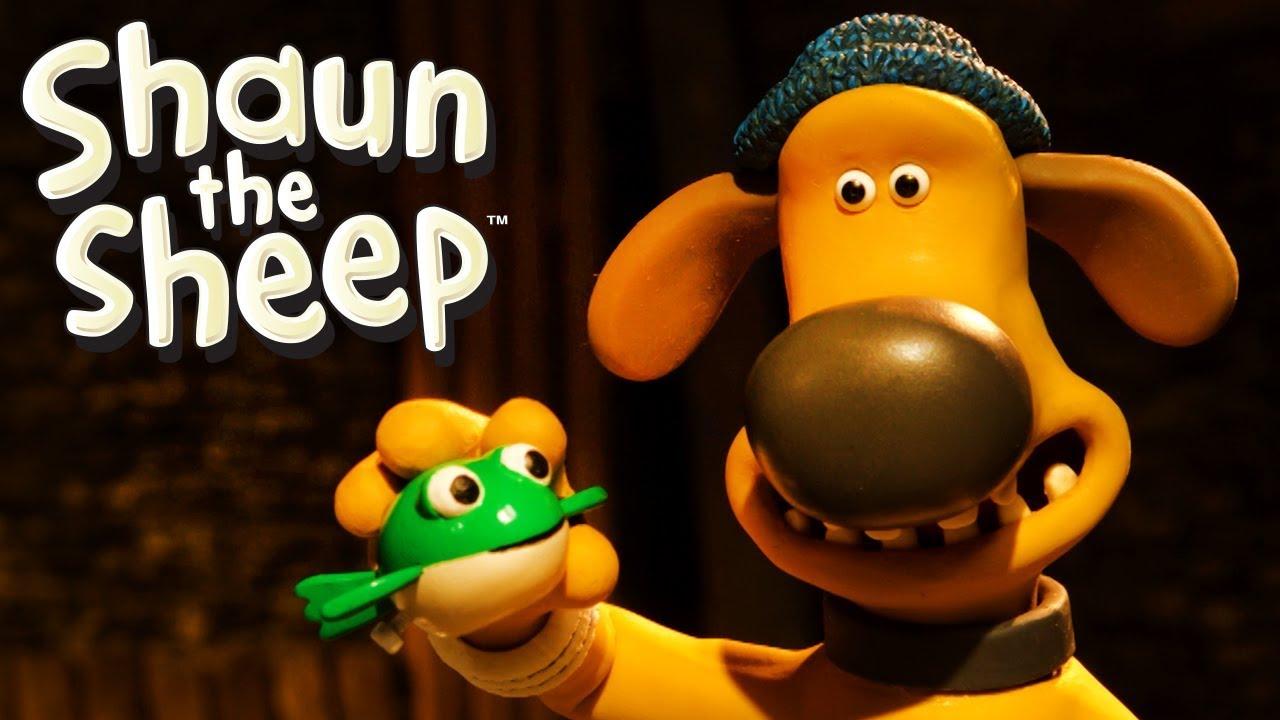 Babysitter Bitzer - Shaun the Sheep (Series 5)