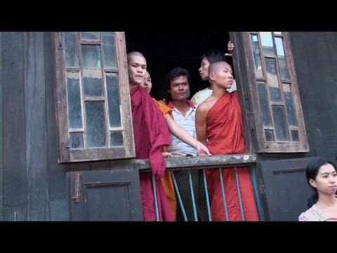 Rare look inside militaryruled Myanmar