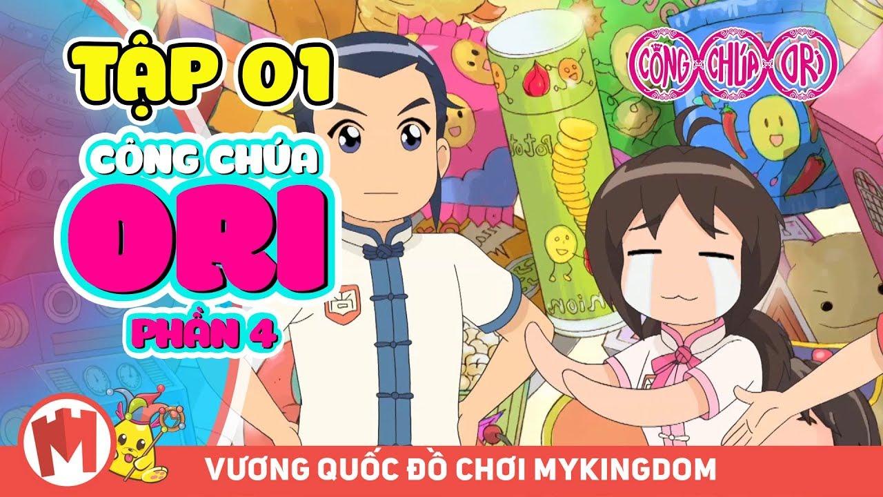CÔNG CHÚA ORI - Phần 4 | Tập 01: Ngôi Nhà Năm Sao | Phim hoạt hình Ori tiếng Việt mới nhất