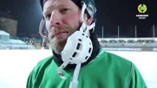 """Hammarby Bandy """"Det brukar bli heta matcher i Vetlanda"""