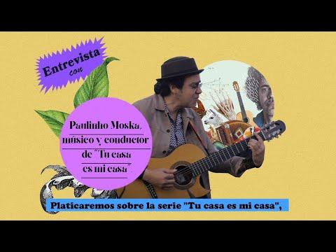 Entrevista con Paulinho Moska nos habla de su serie