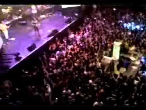 shaggy en concierto- Bogotá-Royal center