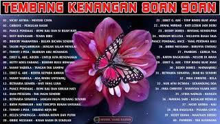 40 Lagu Lawas Indonesia Pilihan Terbaik - Lagu Lawas Indonesia 70an, 80an, 90an Terbaik