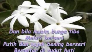 MELATI PUTIH - Original Song SAM BIMBO