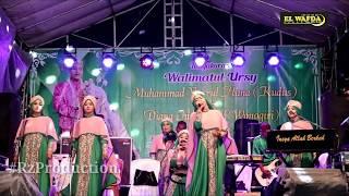 MISKIN TAPI BAHAGIA | EL WAFDA LIVE JIPANG PAKIS KUDUS 2019