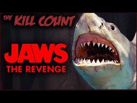 Jaws: The Revenge (1987) KILL COUNT