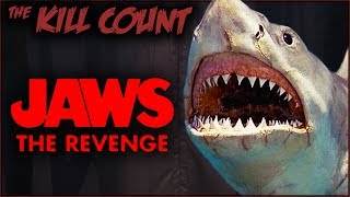 Jaws: The Revenge (1987) KILL COUNT