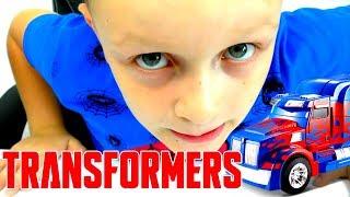 ТРАНСФОРМЕРЫ Автоботы Игрушки для мальчиков Все серии подряд Про Машинки Transformers for kids