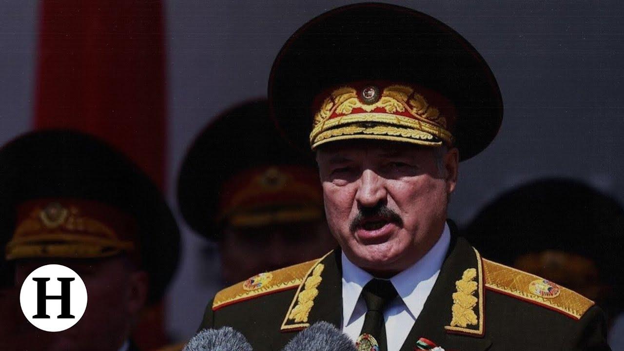 Łukaszenka - historia