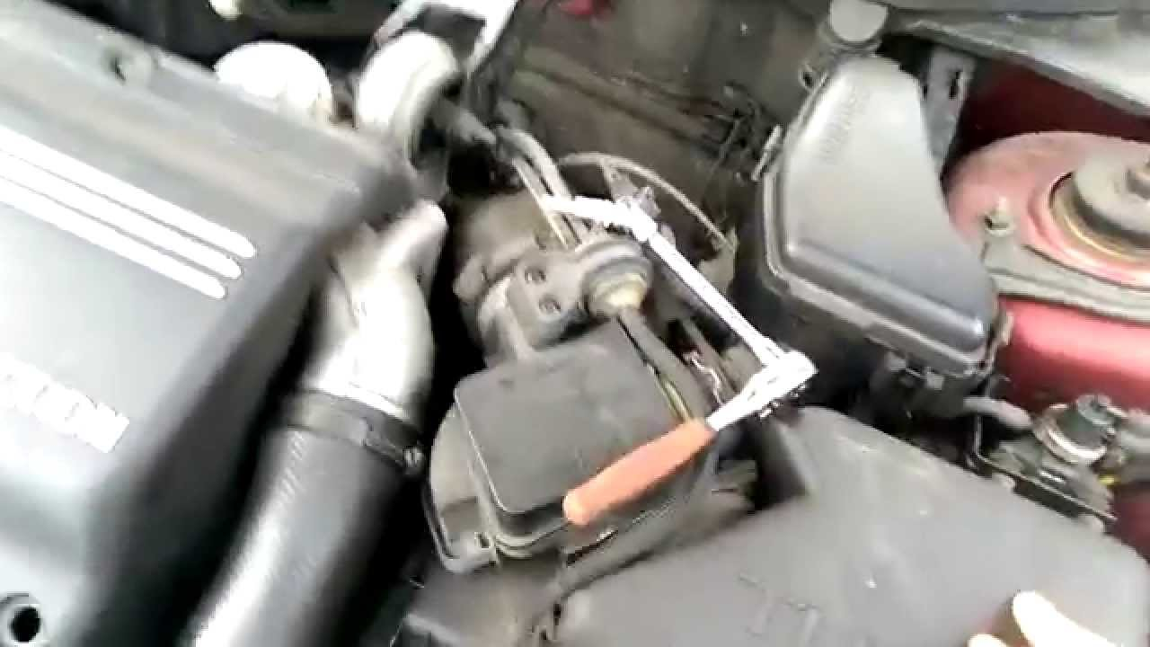 volvo v70 egr location how to [ 1280 x 720 Pixel ]
