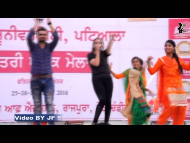 deep virk & simmi kaur best live show in rajpura