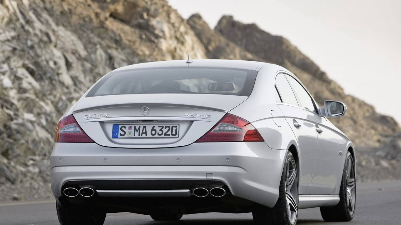Cls63 amg 2009