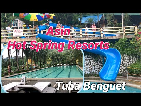 Asin Hot Spring Resorts Tuba Benguet River View