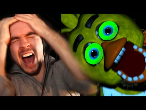 Five Nights at Freddy's #3 | SO MANY SCARES