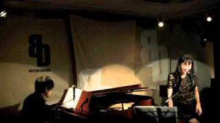 live performance at Boston Dreams, Tokyo, 26th January 2011 Keiko H...