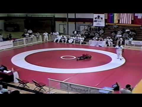 1999 Canada Cup: 46 kg Lyndsay Belisle (CAN) vs. Melissa Hillaby (CAN)