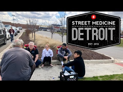 Street Medicine Detroit Helping Homeless People + NSO's Permanent Supportive Housing