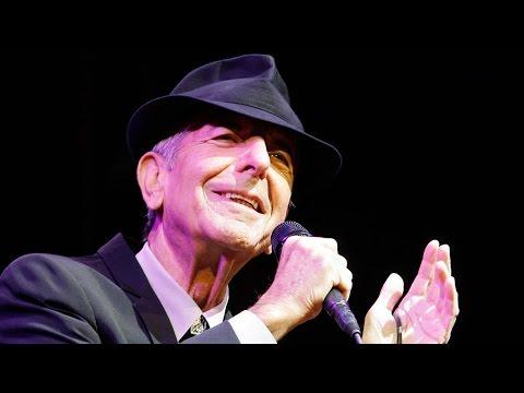 A Thousand Kisses Deep (Lyrics) - TRIBUTE Leonard Cohen R.I.P.