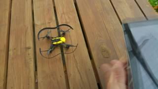 Drone, Parrot Cargo Travis