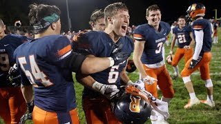 Rochester defeats Glenwood 31-14 to claim share of CS8 title