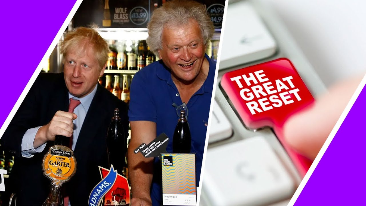 PUBS Great Reset, Wetherspoons Buys Up 'Broke' Pubs / Hugo Talks #lockdown