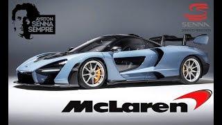 32.8 ล้าน และจองหมดแล้ว!! McLaren Senna ที่สุด Hyper Car เพื่อระลึกถึง ชายผู้ยิ่งใหญ่