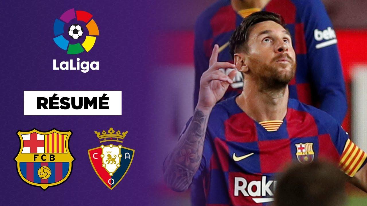 Download Résumé : Le FC Barcelone au fond du trou contre Osasuna !