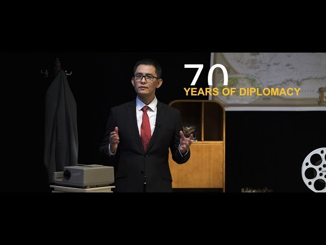 70 Years of Diplomacy: China finding its feet