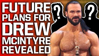 Future WWE Plans For Drew McIntyre Revealed Kenny Omega To Challenge For IMPACT World Championship