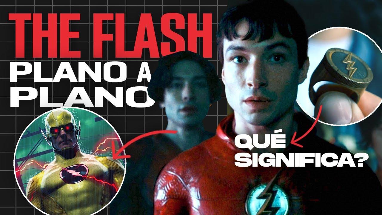 TRAILER de THE FLASH | ANALISIS PLANO a PLANO | Dos Barrys, Batman y múltiples universos #DCFanDome