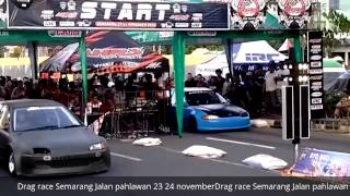 Video Drag race Semarang Jalan pahlawan 23 24 november download MP3, 3GP, MP4, WEBM, AVI, FLV Oktober 2017