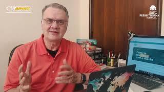Situação na Ásia | Rev. Marcos Agripino