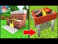 15+ Minecraft Outdoor Build Hacks and Ideas - You Can Build As Well!