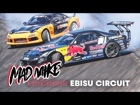 Mad Mike's Japan Drift Travel: Ebisu Circuit