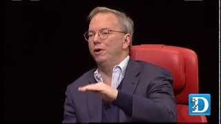 Eric Schmidt Will Take Your Questions Now - D: Dive into Mobile