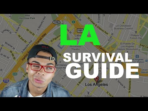 """HOW TO: """"Live in Los Angeles"""""""