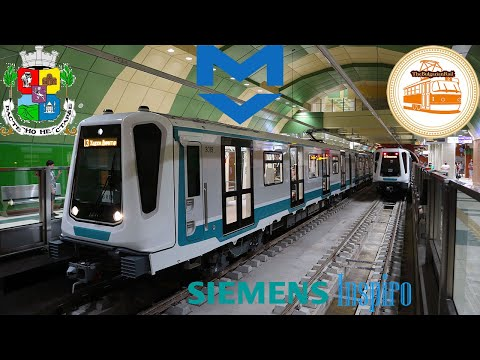 Sofia Metro | First day of line 3 in service🚇