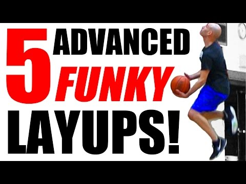 5 Funky ADVANCED Layups: Unstoppable Finishing At The Rim! Jelly Layup! from YouTube · Duration:  6 minutes 56 seconds